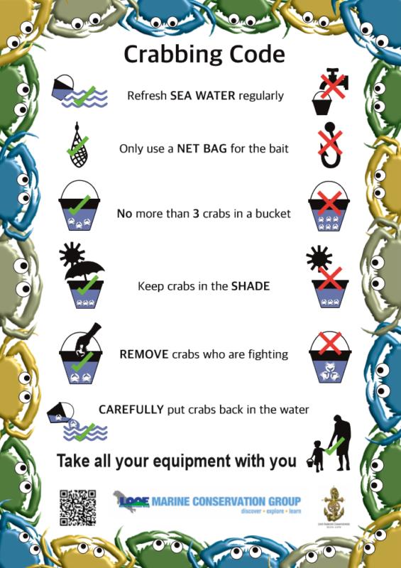 Crabbing Code