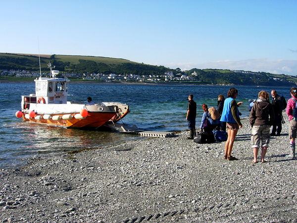 Looe Islander Ferry