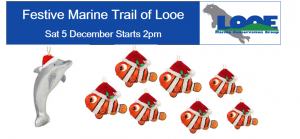 Festive Marine Trail of Looe