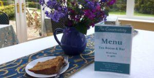 Conservatory Tea Room Polraen Looe