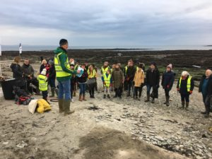 Downderry beach clean
