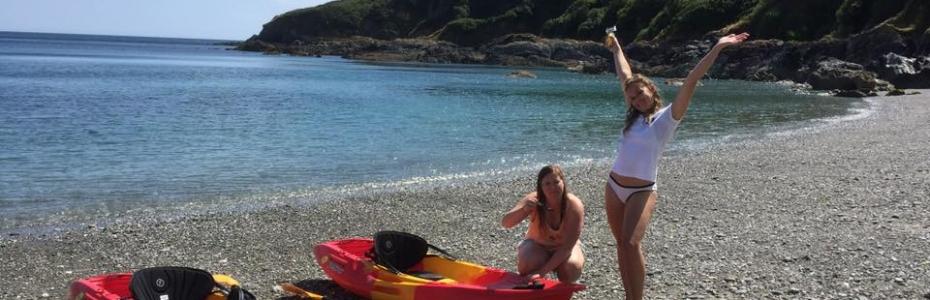 Beach clean, Picnic, Swim
