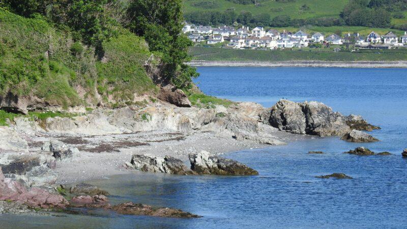 Part of Jetty beach